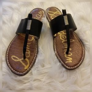 Sam Edelmam sandals new  only two used